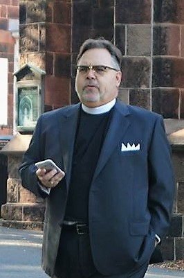 The Reverend Alan R. Hesse (Father Al)